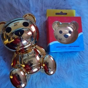 🆕️Moschino Bear Palette & Highlight Quad